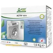 GREEN CARE ACTIV TABS  CARTON 1.9 kg  - SEAU 56 TABLETTES